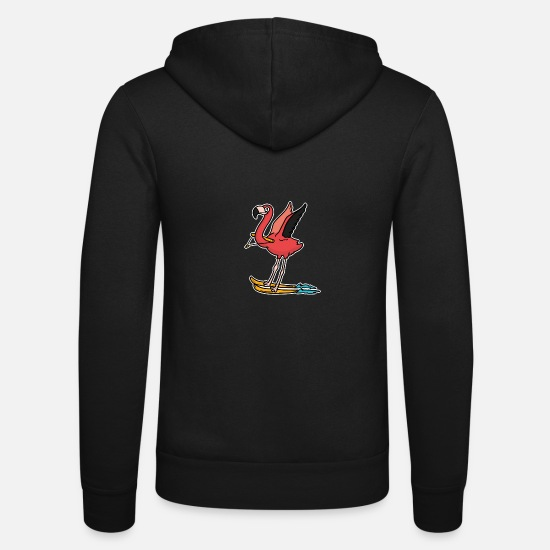 Aquatics Hoodies & Sweatshirts - Water skiing Sport Water sports Ski water Gift - Unisex Zip Hoodie black