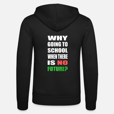 Student Strike Friday for Future Strike Shirt Student Strike - Unisex Zip Hoodie