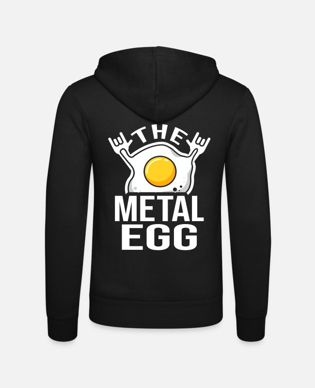 Black Metal Hoodies & Sweatshirts - Metal Head - Death Metal - Metal Core Black Metal - Unisex Zip Hoodie black
