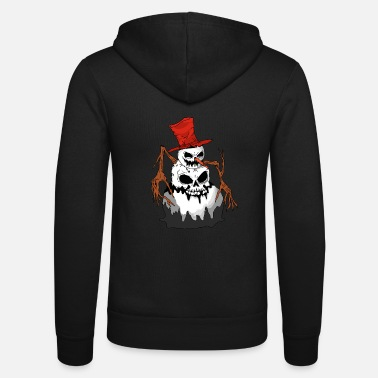 Monster Snow Monster - Zip hoodie unisex