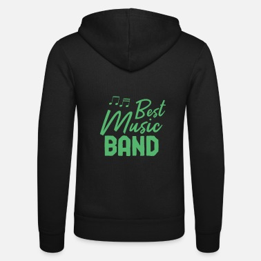 Band Music band band member band band school band - Unisex Zip Hoodie