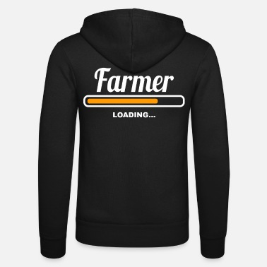 Job Farmer Loading - Unisex Kapuzenjacke