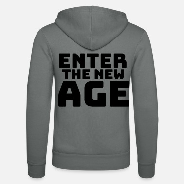 New Age Enter the new Age - Unisex Kapuzenjacke