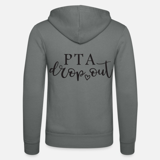 Love Hoodies & Sweatshirts - parents - Unisex Zip Hoodie grey