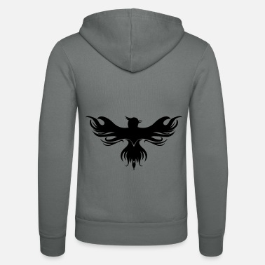 Mythical mythical creatures - Unisex Zip Hoodie
