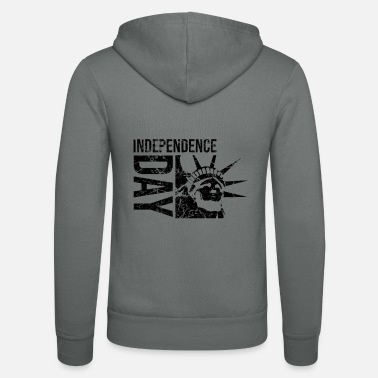Independence Independently - Unisex Zip Hoodie