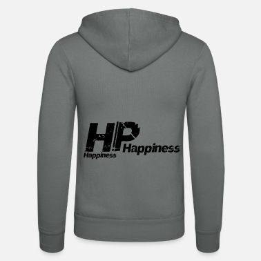 Happiness HP Happiness Happiness - Unisex hoodie van Bella + Canvas