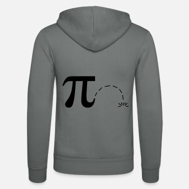 Pi Day Math Pi Day Pi Pi - Unisex Zip Hoodie