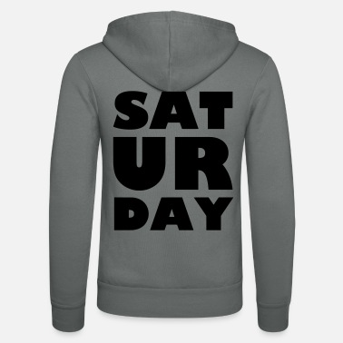Saturday Saturday - Unisex Zip Hoodie