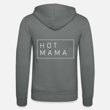 Collections HOTMAMA Collection - Zip hoodie unisex
