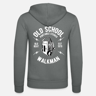 Walkman Old school walkman - Unisex Zip Hoodie