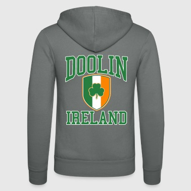 Dublin - Unisex Hooded Jacket by Bella + Canvas