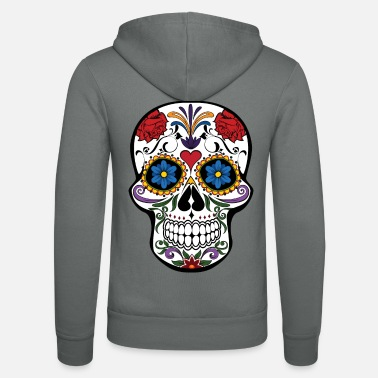 Day Of Prayer Day of the dead - Unisex Zip Hoodie