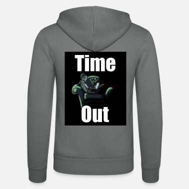 Time Out Time out - Unisex Zip Hoodie