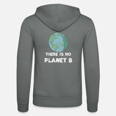 Protection Of The Environment Environmental Protection Environment Planet Earth Rescue Gift - Unisex Zip Hoodie