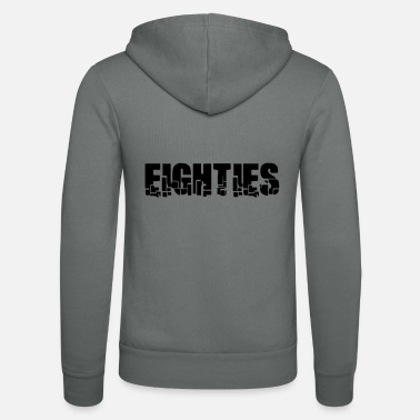 Eighties eighties - Unisex Zip Hoodie