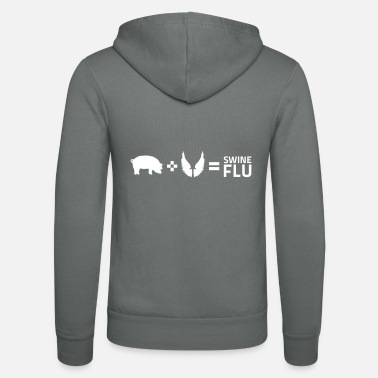 Swine Flu The Swine Flu - Unisex Zip Hoodie