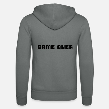 Game Over Game Over - Unisex hupputakki