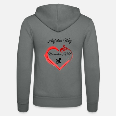Parents The design for parents, parenting - Unisex Zip Hoodie