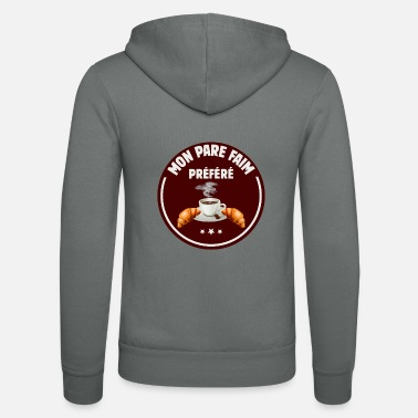 Smell My Cheese MY FAVORITE HUNGER! - Unisex Zip Hoodie