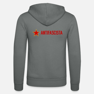 Antifascist antifascist - Unisex Zip Hoodie