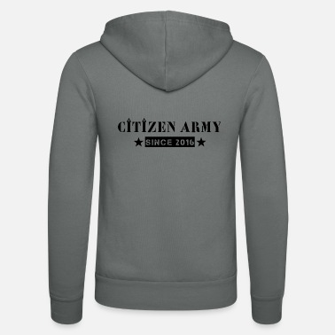 Citizen Citizen Tripad - Unisex Zip Hoodie