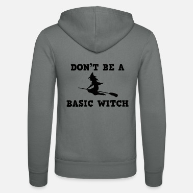Witch witch witch - Unisex Zip Hoodie
