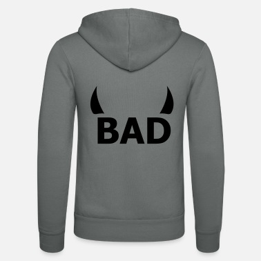 Bad Manners bad - Unisex Kapuzenjacke