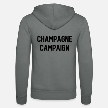 Campaign Champagne campaign - Unisex Zip Hoodie