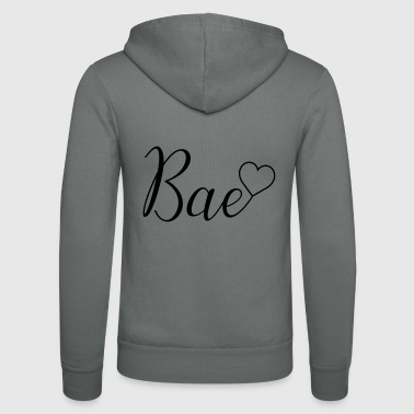 Bae - Unisex Hooded Jacket by Bella + Canvas