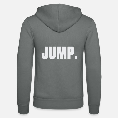 Jump-style JUMP style - Unisex Hooded Jacket by Bella + Canvas