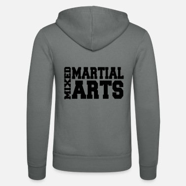 Mixed Martial Arts Mixed Martial Arts - Unisex hættejakke