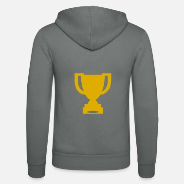 Gold Winner Trophy - Unisex Kapuzenjacke
