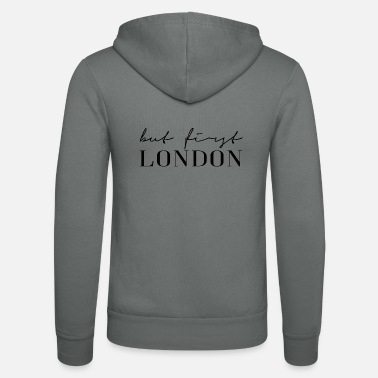 London First London - Unisex Kapuzenjacke