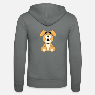 Baby DOG - CHILDREN - CHILD - BABY - FUN - GIFT - Unisex Zip Hoodie