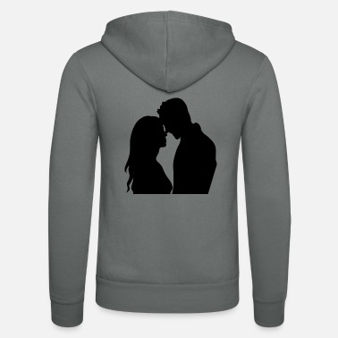 Affection affection - Unisex Zip Hoodie