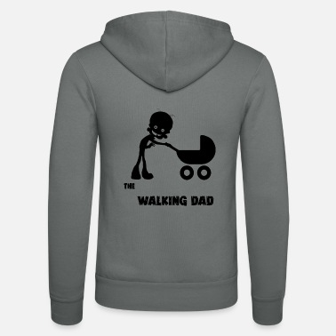 Walking Dad WALKING DAD - Unisex Kapuzenjacke