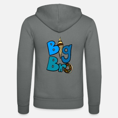 Big Big Brother - Unisex Zip Hoodie