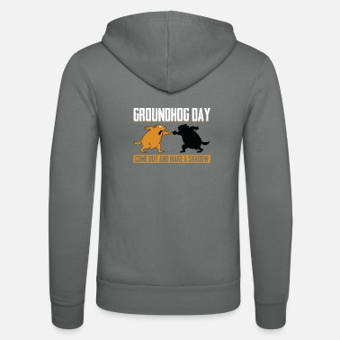 Groundhog Day Come Out And Make A Shadow - Unisex Zip Hoodie