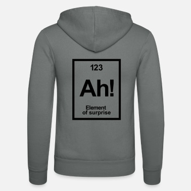 Periodic Table periodic table - Unisex Zip Hoodie