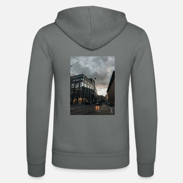 Munich, the city that doesn't sleep - Unisex Zip Hoodie
