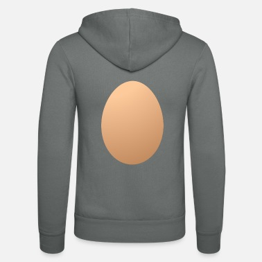 Egg World Record Egg Instagram Egg Egg Eggs - Unisex Zip Hoodie