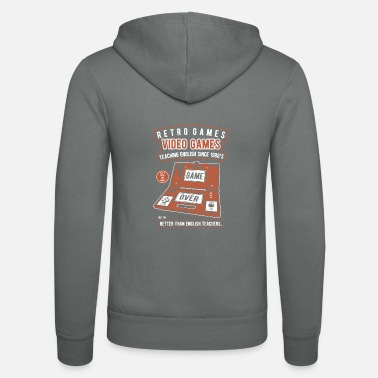 Video Video Games - Unisex Kapuzenjacke