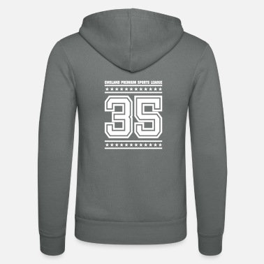 EMSLAND Premium Sports League35 - Unisex Zip Hoodie