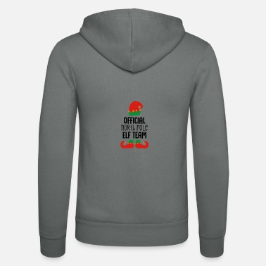 North Yorkshire Official North Pole - Unisex Zip Hoodie