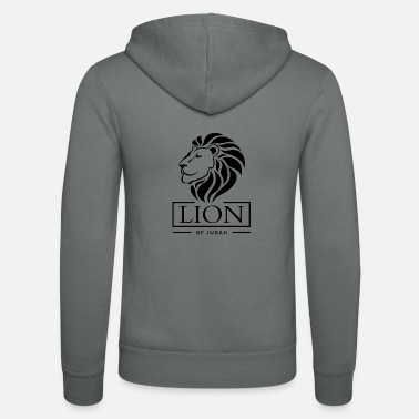Rastafari Lion of Judah Reggae Roots Rastafari Girls Hoodie - Unisex zip hoodie