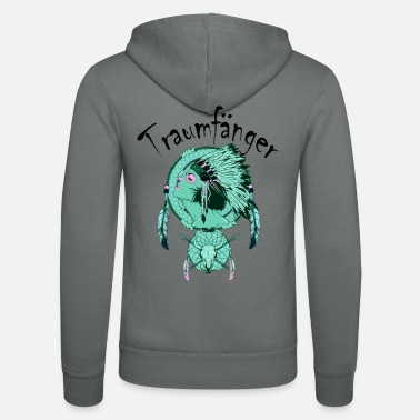 Dream Catcher dream catcher - Unisex Zip Hoodie