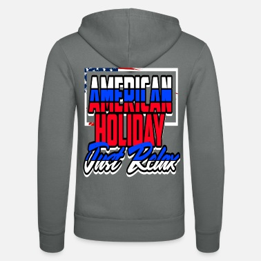 President Day Of The President's Presidency - Unisex Zip Hoodie