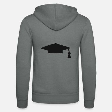 High School Graduate Graduate school graduation high school graduation - Unisex Zip Hoodie