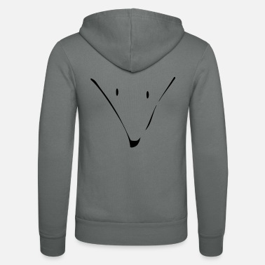 Party fox - Unisex Kapuzenjacke